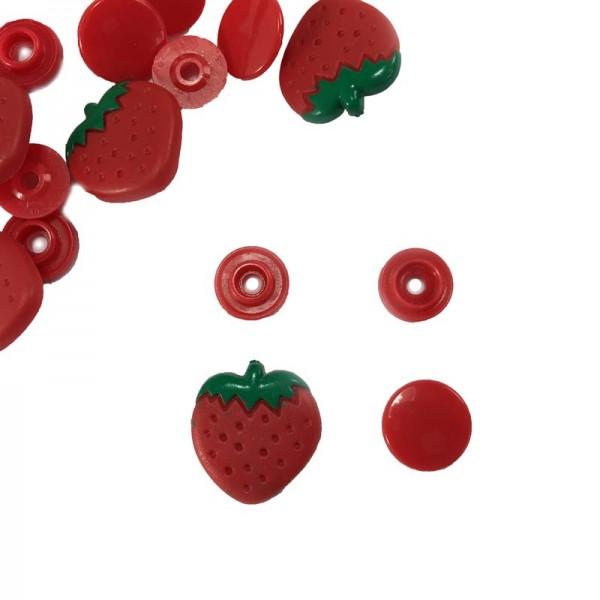 kam-snap-bouton-pression-fraise