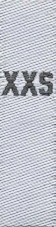 Fix&Fertig - taille étiquettes XXS