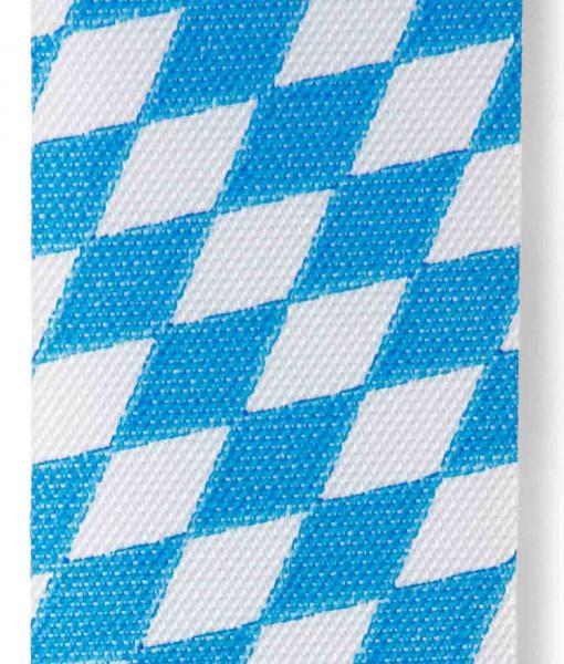 Nationalband blau-weiß Bayernraute, Vereinsband