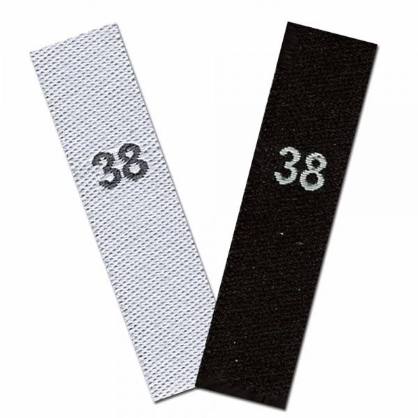 Fix&Fertig - taille étiquettes 38