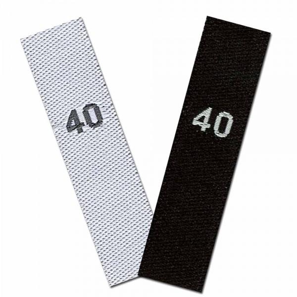 Fix&Fertig - taille étiquettes 40