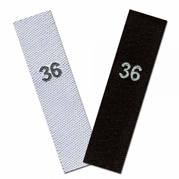 Fix&Fertig - taille étiquettes 36