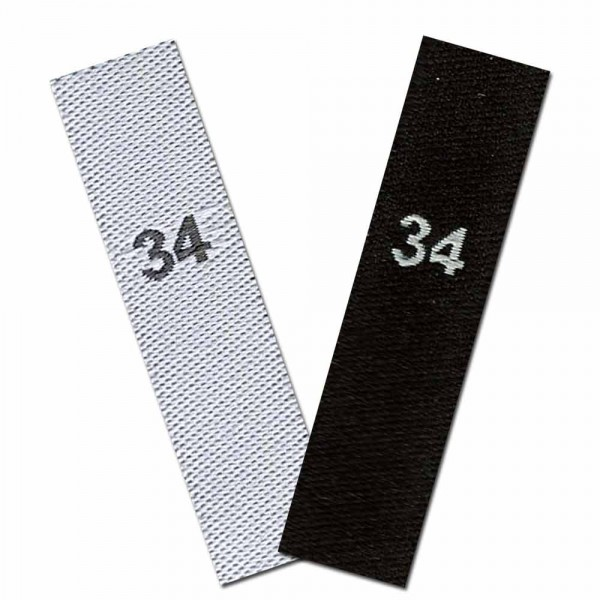 Fix&Fertig - taille étiquettes 34